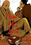 House of Five Leaves volume 2 by Natsume Ono