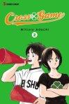 Cross Game volume 2 by Mitsuru Adachi
