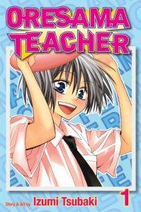 Oresama Teacher Manga by Izumi Tsubaki