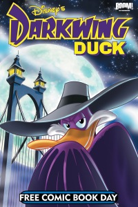 Darkwing Duck Free Comic Book Day