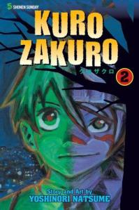 Kurozakuro by Yoshinori Natsume