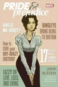 New Article on Manga Bookshelf, Comic Conversion: Pride and Prejudice