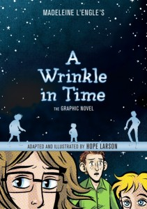 Madeleine L'Engle's A Wrinkle in Time Graphic Novel Adaptation by Hope Larson