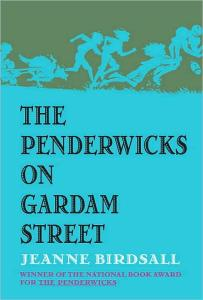 What I'm Reading: The Penderwicks on Gardam Street, I Was a Teenage Fairy