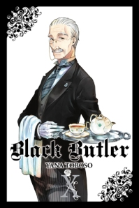Manga: Black Butler Volumes 10 & 11