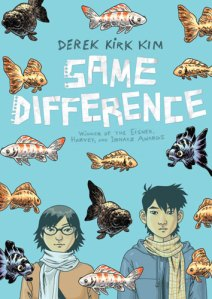 Graphic Novel: Same Difference by Derek Kirk Kim