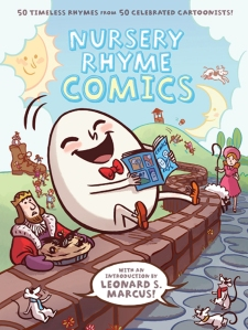 New on Manga Bookshelf: Nursery Rhyme Comics
