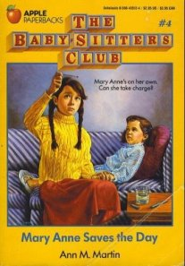 Mary Anne Baby-sitter's Club