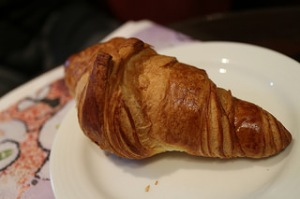 Mmm, croissants... photo credit: Castle Pantry - Croissant via photopin (license)