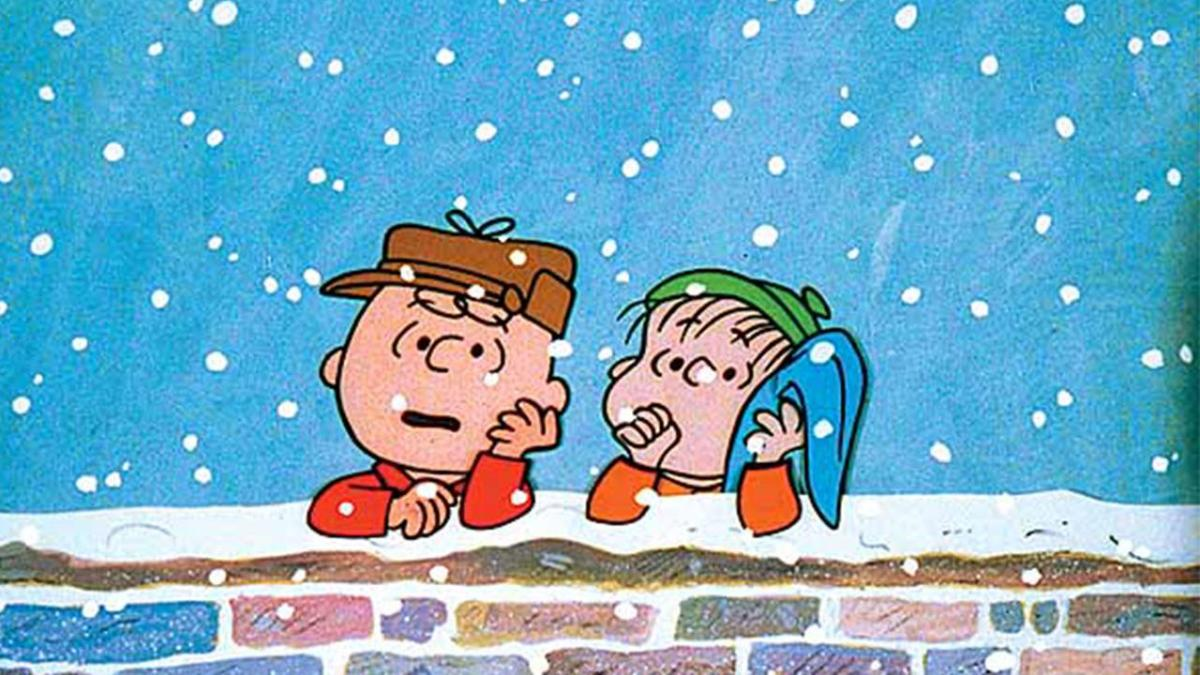 Animated Distractions: A Charlie Brown Christmas