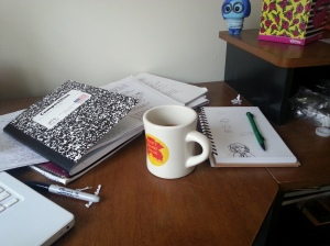 Notebooks and Doodles