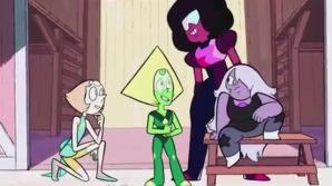 Peridot Crystal Gems